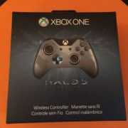 Used - Xbox One Limited Edition Halo 5 Guardians Wireless Controller