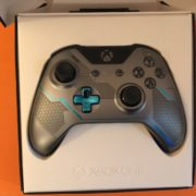 Used - Xbox One Limited Edition Halo 5 Guardians Wireless Controller - My Video Games WOrld