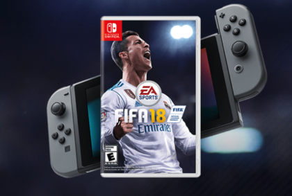 Fifa 2018 for Nintendo Switch - Playstation 4 Pro - Xbox One - Xbox X